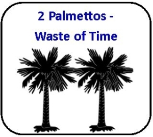 2 palmettos