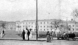 Marion Square, c. 1870