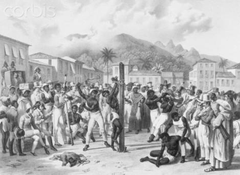Public Slave Punishment