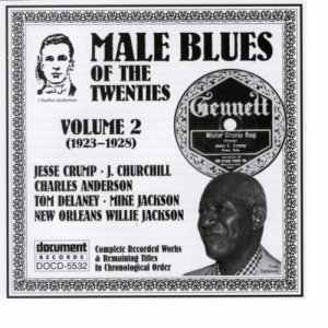 tom delaney - blues singers of the 20s