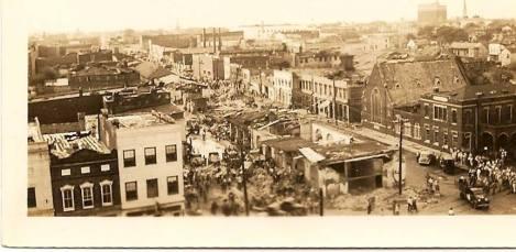 tornado 1938