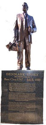 vesey statue copy