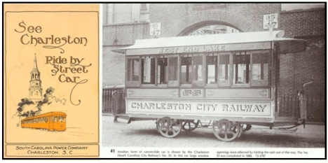 chas trolly cars