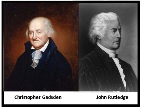 gadsden and rutledge
