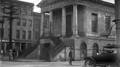 Market Hall, 1917