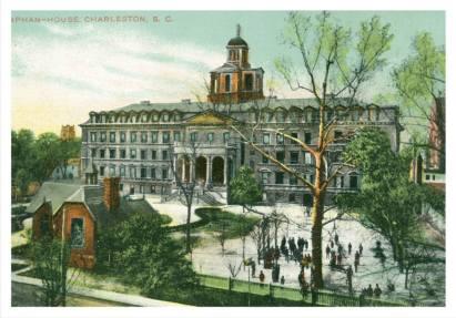orphan house postcard