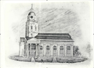 St. Philips Church, 1723