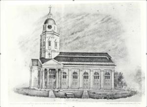 St. Philips Church, 1723