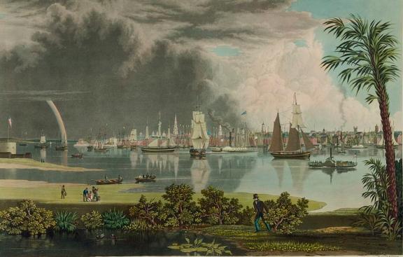 Charleston, circa 1780