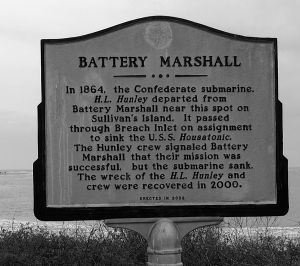 battery marshall marker