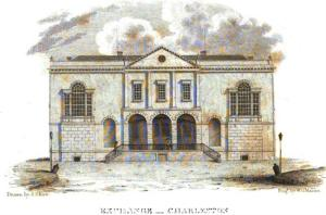 Exchange Building, 1823
