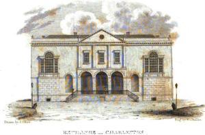 Exchange Building, 1823