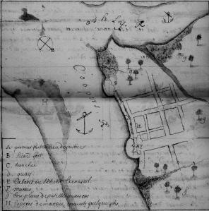 boyd map - 1687