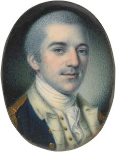 John Laurens, 1780 (by Charles Willson Peale)