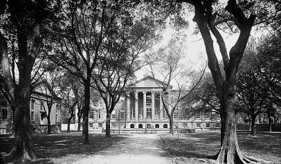 Randolph Hall, College of Charleston main campus
