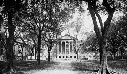 Randolph Hall, College of Charleston main campus