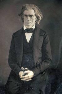 Calhoun as an elder statesman