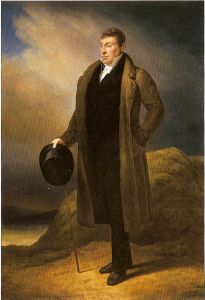Lafayette portrait, 1824, which hangs in the U.S. House of Representatives