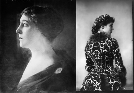 lily langtry - two views