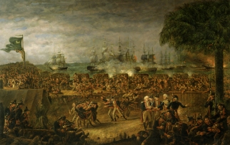 Battle of Ft. Sullivan