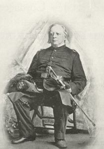 Henry Ward Beecher, Army Chaplain