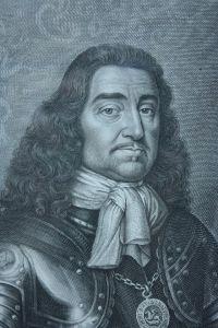 General_Monck, by David_Loggan, 1661, National Portrait Gallery, London
