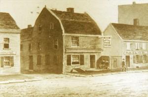 Indian Queen Tavern, Philadelphia