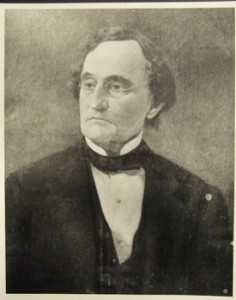 Benjamin Franklin Perry