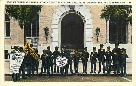 Jenkins Orphanage Band, Author's Collection