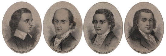 South Carolina signers of the Declaration of Independence