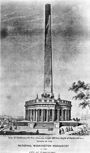 Washingtonmonumentsketch - national archives