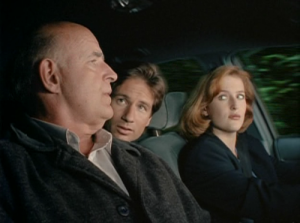 x-files-clyde-bruckman-car