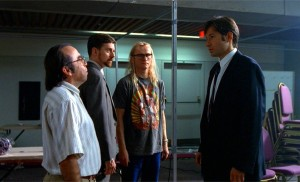 x files - lone gunmen