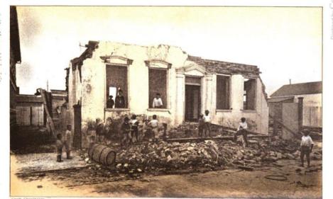 eq - unidentified house