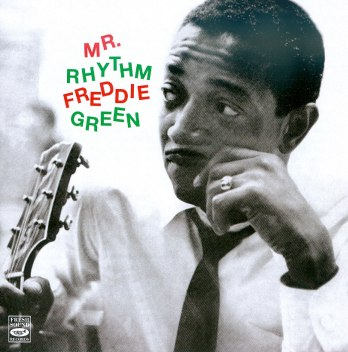 green - mr rhythm