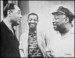 green with ellington and  basie