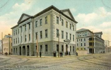 Charleston  courthouse- Old  _large